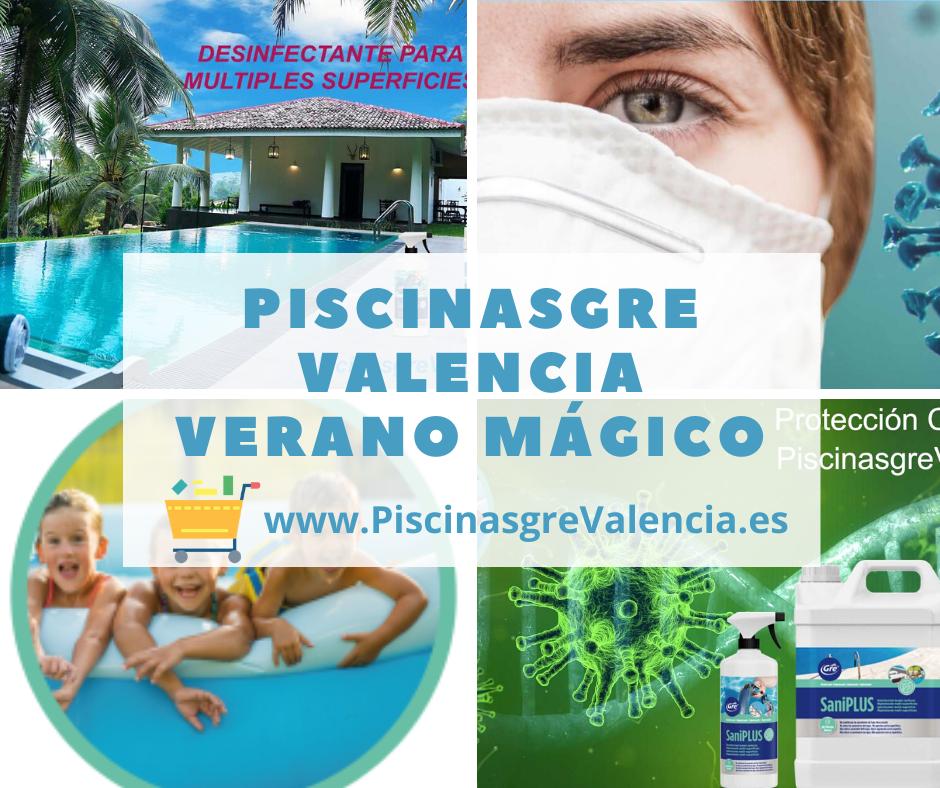 Piscinas Gre Valencia repuesto y accesorios para piscinas
