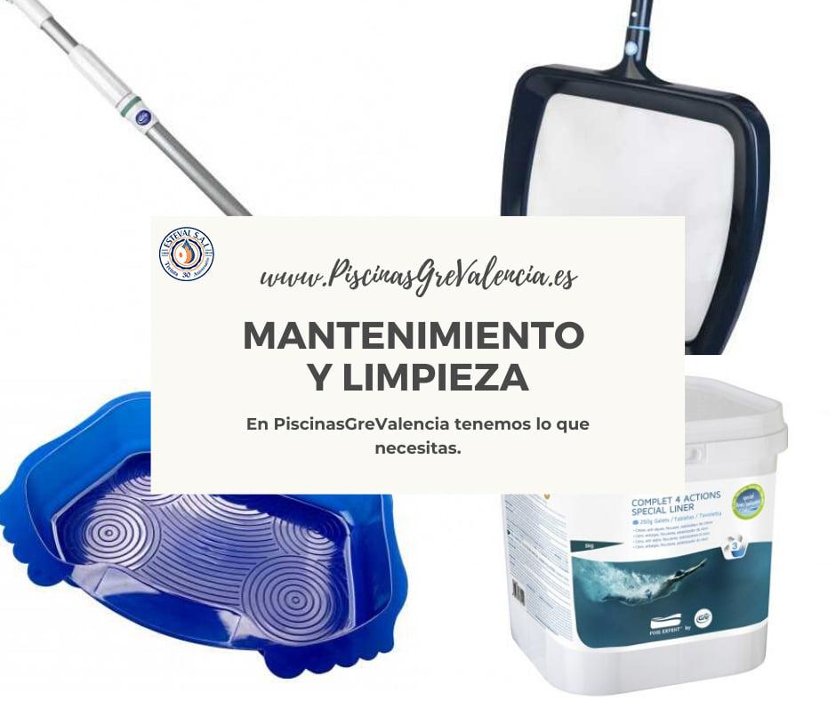 kit de Limpieza y Mantenimiento de tu Piscina