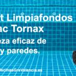 Robot Limpiafondos Zodiac Tornax RT3200 Inteligente.
