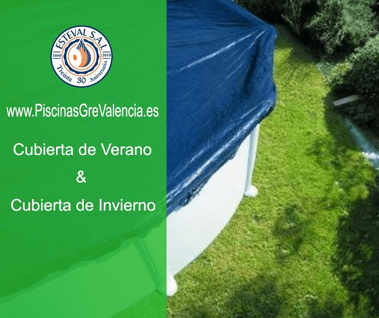 Cubiertas de Piscinas Valencia