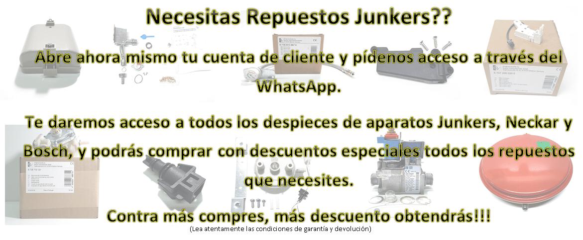 Servicio Técnico Junkers en Valencia