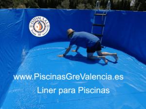 liner piscinas