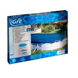 Cubiertas para piscinas protección