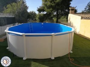 Instalación piscina Gre KITPROV8188-min