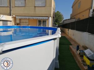 piscina Gre KITPROV8188 con clorador salino Zodiac-min