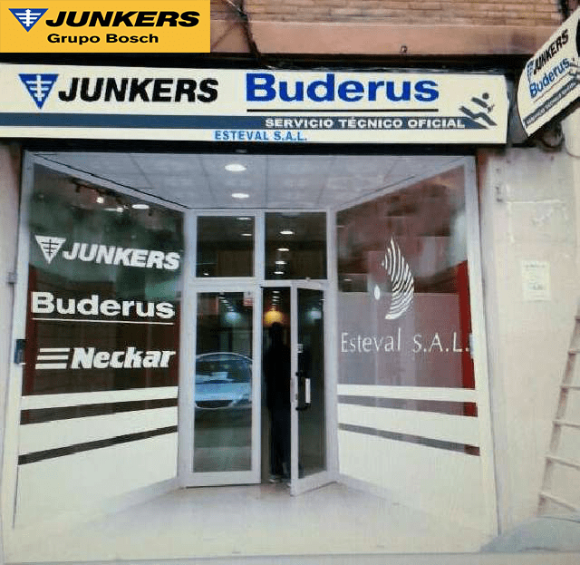 Mantenimiento calderas junkers