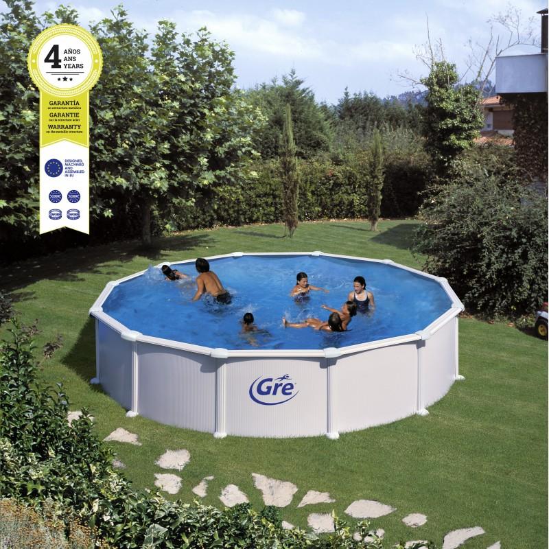 Tipos de piscinas desmontables