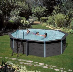 PISCINA DESMONTABLE COMPOSITE