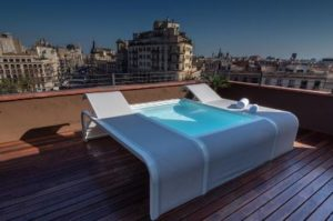 piscina desmontable mariposa