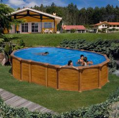 piscina desmontable amazonia