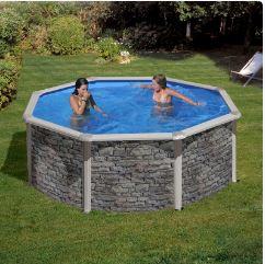 piscina desmontable corcega redonda