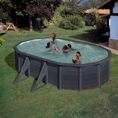 piscina desmontable kea ovalada