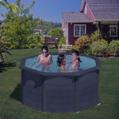 piscina desmontable kea redonda