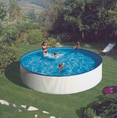 piscina desmontable lanzarote redonda