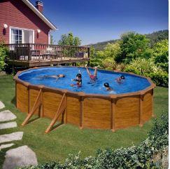 piscina desmontable mauritius ovalada