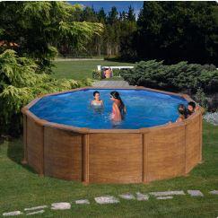 piscina desmontable mauritius redonda