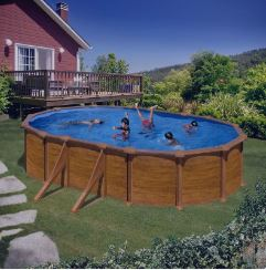 piscina desmontable sicilia ovalada