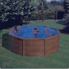 piscina desmontable sicilia redonda
