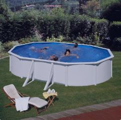 piscinas desmontable fidji ovalada