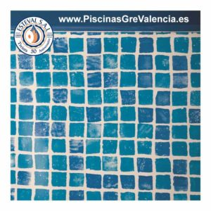Liner Piscina GRE 800 x 470 x 120