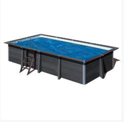 Cubiertas de piscinas rectangulares